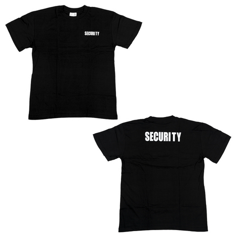 Tshirt Security
