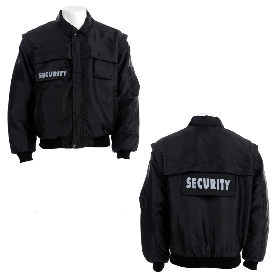 Security Jas snijwerend M en 2XL