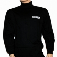 T-shirt security lange mouw en col 4XL