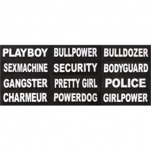 Logo tuigen klein en groot Security plus diverse